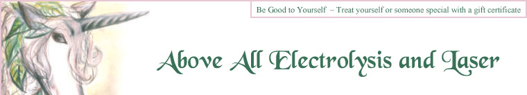 Laser Hair Removal and Electrolysis Testimonials - Above All